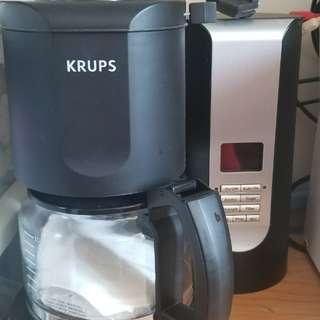 KRUPS 家用咖啡機 *9成新*
