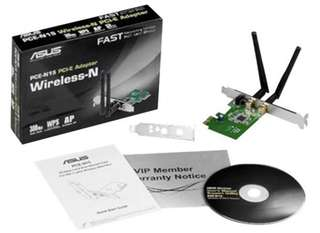 PCE-N15 wireless card