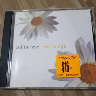 Collin raye love songs