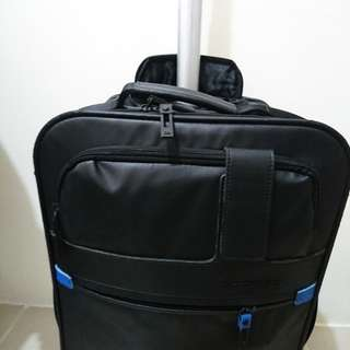 Samsonite luggage original black