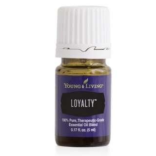 Loyalty essential oil 5 ml