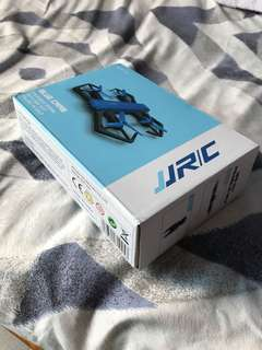 JJRC phone controlled foldable drone