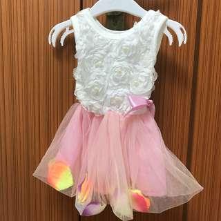 (CLEARANCE) Petals dress
