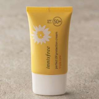 Innisfree triple care sunscreen