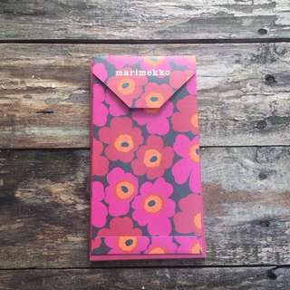 Marimekko red packets *Brand New*