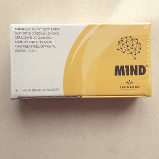 Jeunesse M1ND gel packs