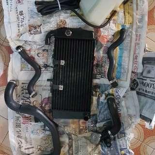 Spec3 radiator