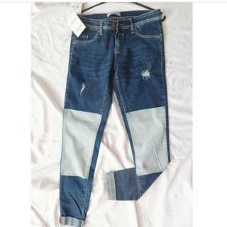 Bennefit ripped jeans