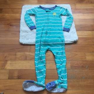 Carter's Footed Sleepsuit