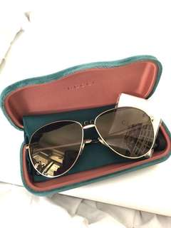 Gucci aviator sunglasses 太陽眼鏡 100% real & new