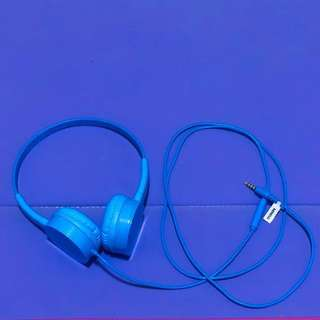 MINISO Headphone Blue