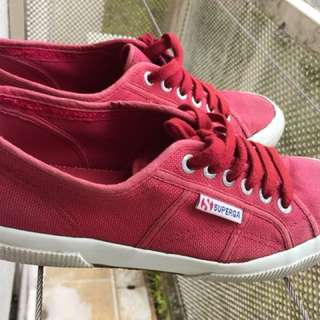 Superga 2750 Classic (RED)