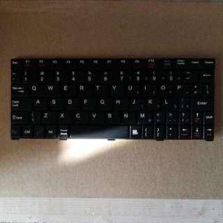 手提電腦鍵盤