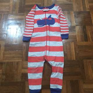 Carter's Sleepsuit Preloved
