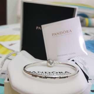 Pandora Bangle 16cm