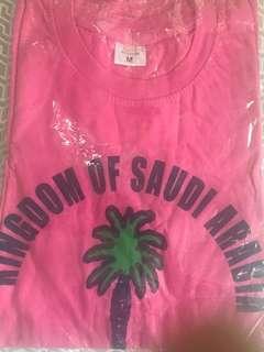 Sale Saudi Souvenir T-Shirt