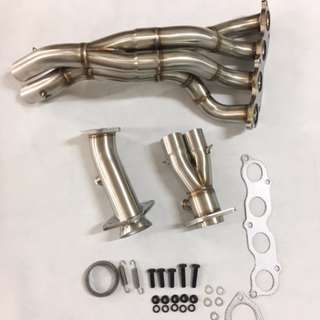 JASMA Tri-Y extractor Honda integra DC5 K20A Type-R engine / Civic EP3 / Civic ES 2.0 K20A model 41260