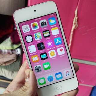 ipod touch 6th gen pink