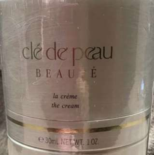 Cle de Peau CDP the cream La Creme 30ml