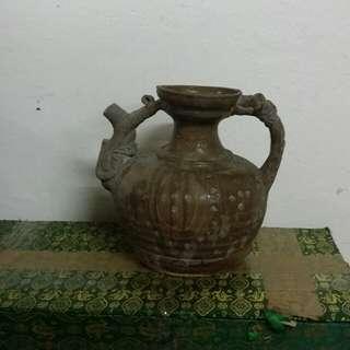 晋代青瓷茶壶