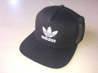 Adidas trucker cap