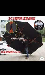 汽車太陽傘