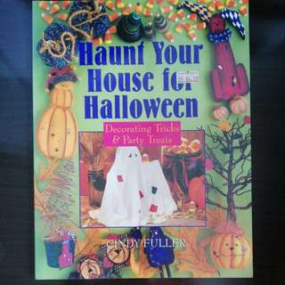 **FREE** Halloween Decorations Book