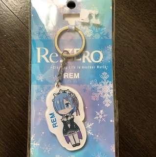 Re Zero Keychain, Rem