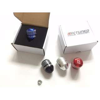 K-Tuned gear knob Red color  ORIGINAL PACKING  model 37824.