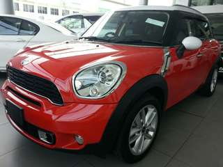 Mini Cooper 1.6S Countryman
