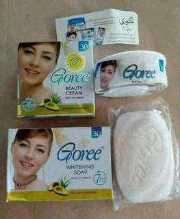 Goree Cream & Soap