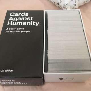 BNIB Cards against humanity