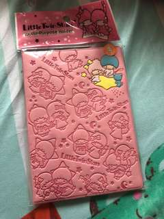 Sanrio little twin stars passport holders