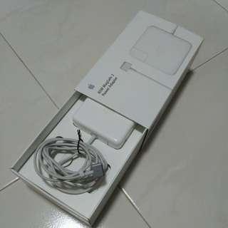 Apple original 85w magsafe 2