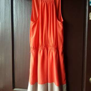 EXPRESS HALTER DRESS PRELOVED