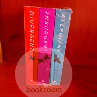 Divergent set UK edition
