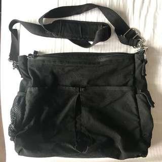 Preloved Baby K'Tan Diaper Bag