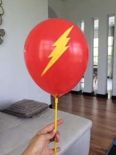 The Flash Balloon