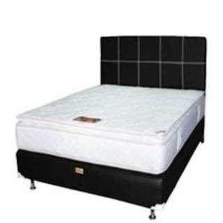 spring bed dijual cepat