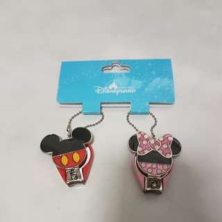 Disney Nail Clippers Brand New