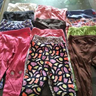 Baby Toddler Girl tights and pants