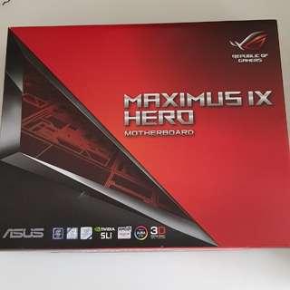 Asus Maximus IX Hero Z270 Gaming Motherboard