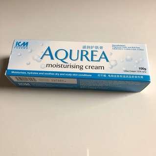 Aqurea moisturising cream