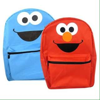 🆕Sesame Street Backpack