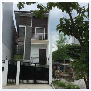 House and Lot in Quezon City batasan Hills Single Attached