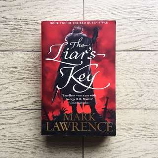 The Liars Key by Mark Lawrence