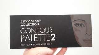 City Color Contour Pallete 2
