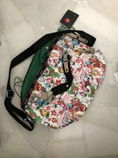 Tokidoki for LeSportsac Duffle Bag
