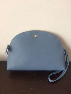 Beautiful Blue Clutch / Pouch