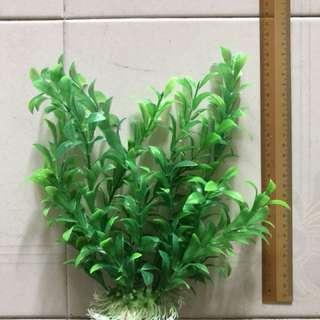 Decorative plants for aquarium